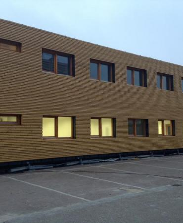 Specialist in modulaire bouw